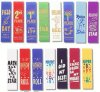Pinked Cut Scholastic Award Ribbon Gymnastics Trophy Awards