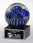 Art Glass Award Circle Awards