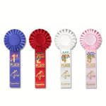 Equestrian Rosette Award Ribbon Equestrian Trophy Awards