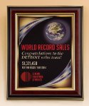 Mahogany Frame Sales Awards