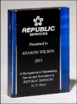 Premium Series Acrylic Square Rectangle Awards